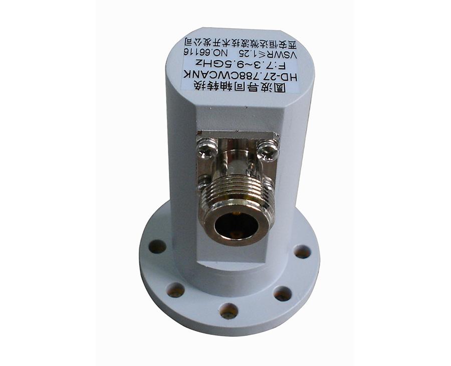 产品中心 - 圆波导同轴转换器